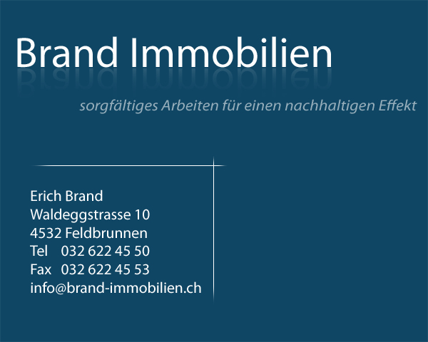 Brand Immobilien